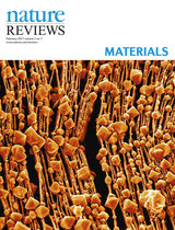 Максин на обложке Nature Reviews Materials