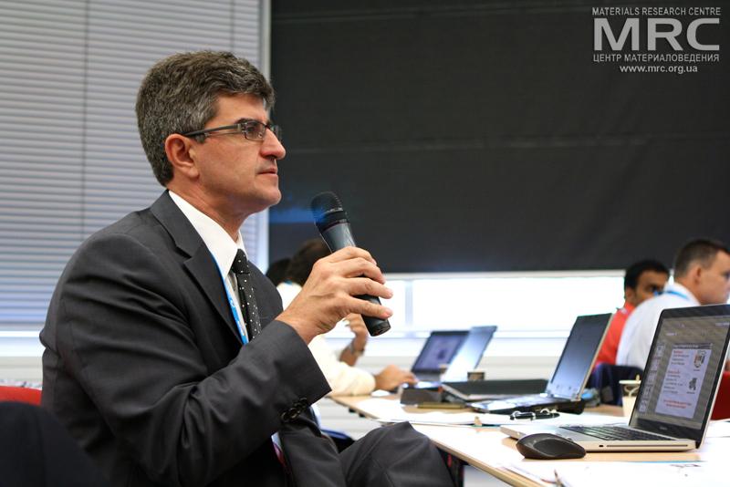 Professor Yury Gogotsi, ECCAP Symposium, AABC 2013