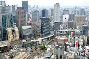Osaka, where 2013 ICAC conference was held, is located on the main island of Honshu, roughly in the center of Japan