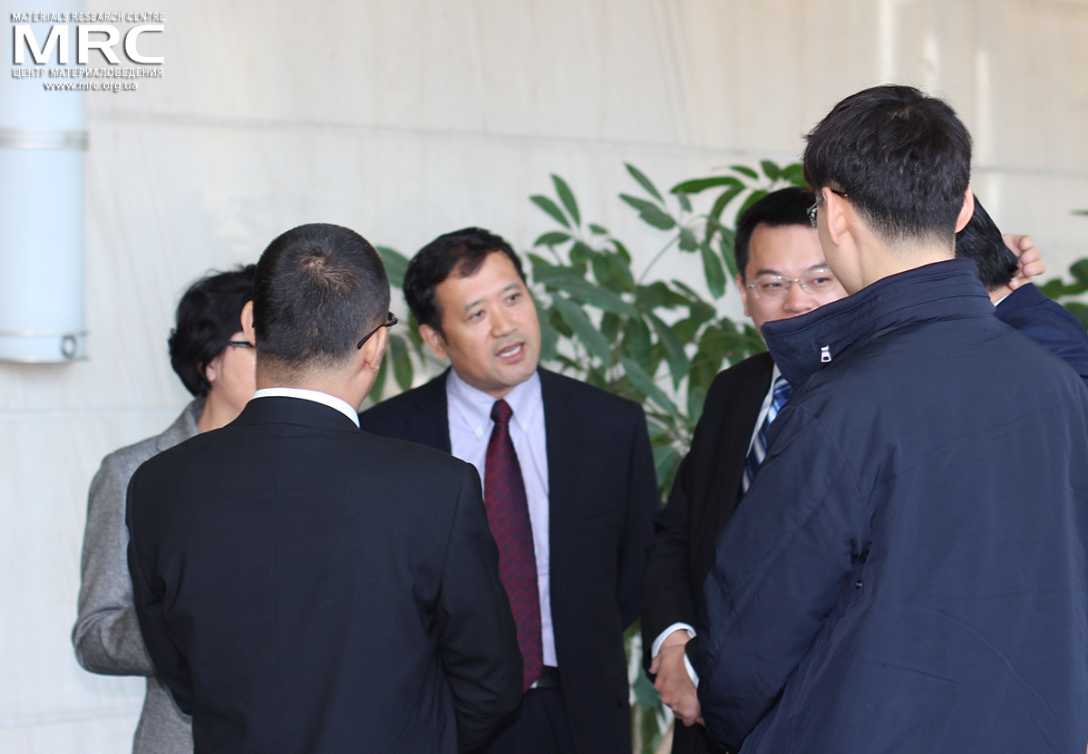 Vice dean of College of Physics Jilin University professor Wei Han and colleagues