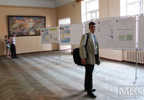 Prof. Dr. Yury Gogotsi, A.J. Drexel Nanotechnology Institute, Drexel University, Philadelphia, USA, Poster Session of the Humboldt-Conference