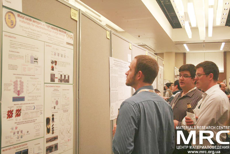 Participants of the Poster Session , 2013 MRS Spring Meeting
