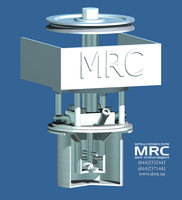 Laboratory equipment - 3D model of mill by MRC
