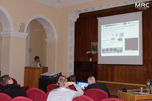 Fourth international conference Nanobiophysics: fundamental and applied aspects 1-4 October 2015, Kyiv, Ukraine