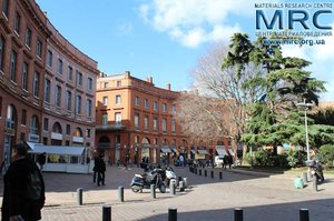 """Wilson Square"", Toulouse, France"