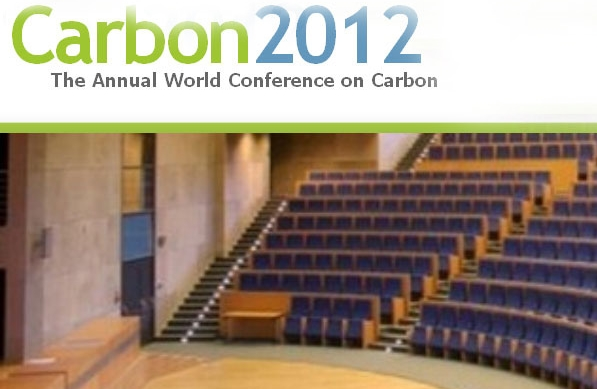 2012 World Conference on Carbon in Cracow, Poland on June 17-22