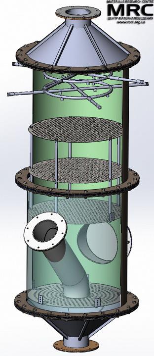 Очистка скрубберами в Истра дробилка смд 109 технические характеристики