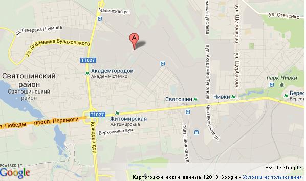 Центр Материаловедения на карте