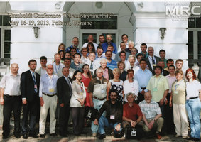 "Participants of the Conference Humboldt-Kolleg ""Chemistry and Life"". Poltava, Ukraine, 16-19th May, 2013"