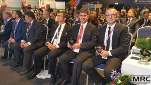 Award Ceremony of RUSNANOPRIZE 2015, Moscow, October 28, 2015